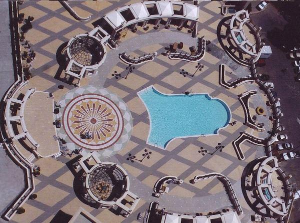 05Hyatt Downtown San Diego pool deck